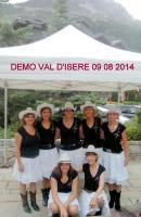 Démo Val d'Isère 09 08 2014